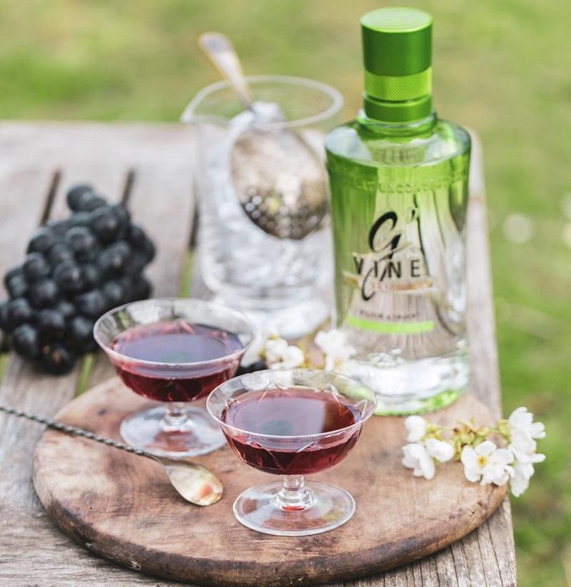 Grape Martinez